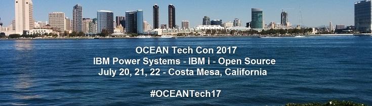 OCEAN Tech Con 2017